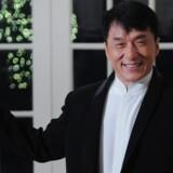Kungfu-specialist og skuespiller Jackie Chan er næsten altid garant for en publikumssucces i de kinesiske biografer, som i sidste måned slog amerikanske biografer i indtjening.