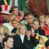 Arkivfoto. Familier til 96 døde på Hillsborough stadion får oprejsning. Politifolk anklages 28 år efter.