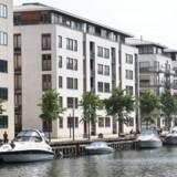 Arkivfoto: Lejligheder med bådplads på Christianshavn. Læs vores tre gode regler her, hvis du skal udleje en lejlighed.
