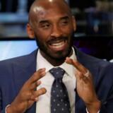 Basketball-stjernen Kobe Bryant.
