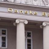 Danske Bank ejer ikke mere sit eget hovedsæde, men bliver dog boende. Foto: Brian Bergmann
