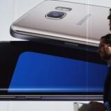 Samsung har måttet tilbagekalde alle Samsung Galaxy note 7, fordi de kan bryde i brand.