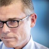 Jesper Rønnow Simonsen, Skats øverste direktør, får kritik af Dansk Folkepartis skatteordfører, Dennis Flydtkjær.