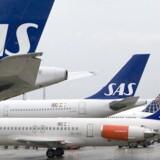 SAS er ifølge branchemediet Check-In.dk tæt på at offentliggøre salget af Cimber A/S til et europæisk flyselskab, der skal flyve på vegne af SAS med CRJ900-flyene.