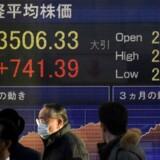 Aktier: Pæne stigninger på baggrund af reduceret risiko