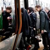 Banedanmark vil flytte sporarbejde til sommerferien til glæde for kystbanependlerne. Her Rungsted Kyst Station.