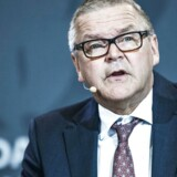 Pressemødet fra 16. marts 2016, hvor nationalbankdirektør Lars Rohde præsenterer konjunktur, prognose og Nationalbankens regnskab 2015.