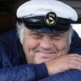 Havet forblev en væsentlig del af den tidligere sømand Ove Verner Hansens liv. Foto: Søren Hytting