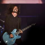 Foo Fighters på Roskilde Festivals Orange Scene, fredag den 30. juni, 2017