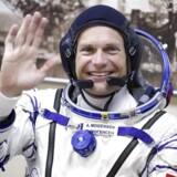 Andreas Mogensen blev den første dansker i rummet, da han i september i år som led i et ESA-program opholdte sig otte døgn på Den Internationale Rumstation.