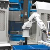 Pressefoto fra Blue Ocean Robotics.