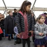 Hvert år i april fejrer Folketinget nye danske statsborgere med et på besøg på Christiansborg. Alle nye borgere, der har fået dansk statsborgerskab i løbet af 2015, får en invitation til statsborgerskabsdagen, som finder sted søndag den 17. april 2016.
