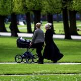 Der fødes for få børn i Øresundsregionen. Fødselsraten er faldet til under niveauet for, hvad der kræves for at opretholde en positiv befolkningstilvækst. Det gør infertilitet til et stort samfundsmæssigt problem. Arkivfoto: Liselotte Sabroe
