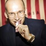 Hummel-direktør Christian Stadil.