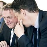 RB PLUS Vismænd blåstempler dansk underskud. ARKIVFOTO. 7/10 2015 17.00