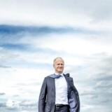 Direktør for CPH Lufthavne Thomas Woldbye fotograferet omkring hans kontor i Københavns Lufthavn. Arkivfoto.