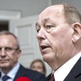 Harald Børsting mener ikke, de ledige skal betale for »det lort, de (den daværende VK-regering samt DF og de Radikale, red.) lavede i 2010.«