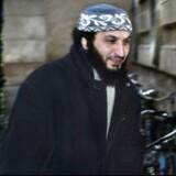 Sam Mansour - kendt som »Boghandleren fra Brønshøj« - er blevet kendt skyldig i at opfordre til terror. Strafudmålingen forventes senere torsdag. Arkivfoto.