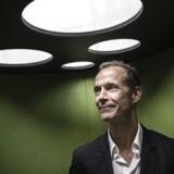 Bestyrelsesformand, Jens Due Olsen.