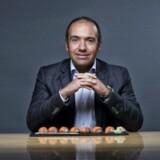 Carlos Diaz, administrerende direktør i Biomar