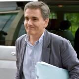 Den nyudnævnte græske finansminister Euclid Tsakalotos