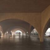 Det norske bryggeri Lervig og det danske arkitektfirma Cobe står bag et nyt oplevelsescenter og bryggeri på havnefronten i Stavanger, Norge.