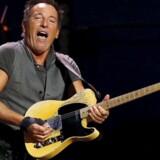 Bruce Springsteen aflyser koncerten.