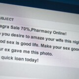 Spam er en betegnelse for reklamer, man ikke selv har bedt om, som sendes via e-mail eller i nyhedsgrupper.