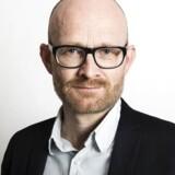 Erhvervsredaktør på Berlingske, Peter Suppli. Byline- og lederfoto.