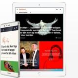 Telia lægger nu både Egmonts digitale bladkiosk Flipp og nyhedsmagasinet Zetland ind i sine største abonnementer, så man kan skifte rundt hver måned. Foto: Telia