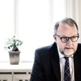 Det er rekodår for vindenergi i Danmark. Og det glæder landets klima- og energiminister, Lars Chr. Lilleholt (V), som hæfter sig ved, at Danmark er det land i verden, der er bedst til at bruge vind i det samlede elforbrug.