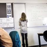 Arkivfoto. Et stigende antal børn har en opførsel i skolen, der gør, at lærerne skal bruge flere ressourcer på dem. Børnenes opførsel skyldes ikke diagnoser, men en blanding af opdragelse - og mangel på samme.