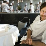 Rasmus Kofoed - kok og medejer af den tre stjernede Michelin restaurant Geranium.