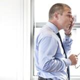 Direktør for SKAT, Jesper Rønnow har fået mere at tænke over med dagens barske kritik. (Foto: Søren Bidstrup/Scanpix 2015)