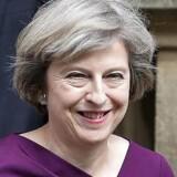 Theresa May bliver ny premierminister onsdag.