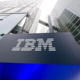 Den amerikanske teknologigigant IBM kom umiddelbart godt gennem første kvartal 2016.