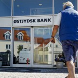 Arkivfoto: Østjydsk Bank. (Foto: Lars Rasborg/Scanpix 2013)