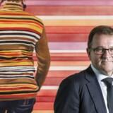 Eivind Kolding, adm. direktør for Novo Nordisk Fondens pengetank, Novo A/S.