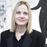 Den nye kvinde i stolen bliver kunsthistorikeren Karin Hindsbo.