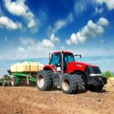 Arkivfoto fra Iris: Landbrug.