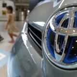 ARKIVFOTO. Toyota kører overraskende stort overskud hjem