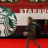 Starbucks åbner i samarbejde med Dansk Supermarked sin første selvstændige butik i Danmark
