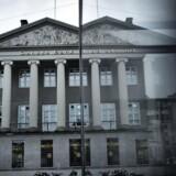 Danske Banks hovedsæde på Holmens Kanal