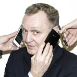 TDCs dm. direktør og koncernchef, Carsten Dilling, spår fremgang for TDCs mobilforretning fremover i takt med at danskerne får øjnene op for, hvor hurtigt TDCs datanetværk er.