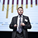 Jesper Berg , direktør for Finanstilsynet.