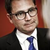 »Vi har en aftale. Den sikrer en grøn klimapolitik for fremtiden, den sikrer vores erhvervsliv nogle gode vilkår, og vi får 6000 arbejdspladser i Danmark i de kommende år, hvor møllerne bliver opført,« siger finansordfører Brian Mikkelsen.