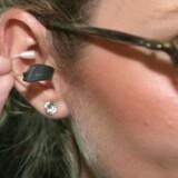 Høreapparat fra GN Hearing.