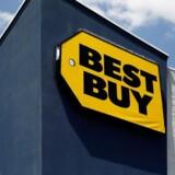 Best Buy butik lokaliseret i New York.