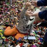 LEGO World byder på leg, læring og overraskelse i 36 områder, der alle er spækket med LEGO aktiviteter. (Foto: Liselotte Sabroe/Scanpix 2016)