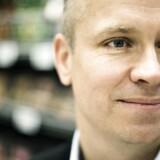 Gregers Wedell-Wedellsborg, 45 år, er ny topchef hos kosmetikkæden Matas.